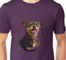Just My Happy Face Unisex T-Shirt