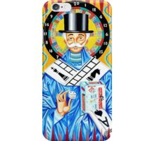 St. Pennybags - The patron saint of games iPhone Case/Skin