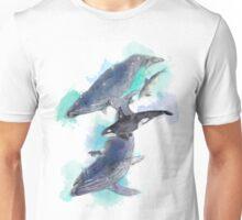 Star Whales Unisex T-Shirt