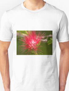 BottleBrush Flower Unisex T-Shirt