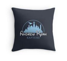 Andrew Ryan / Rapture Throw Pillow