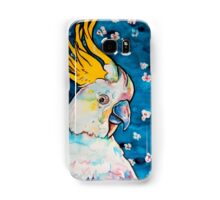 Cocky with Blossom Samsung Galaxy Case/Skin