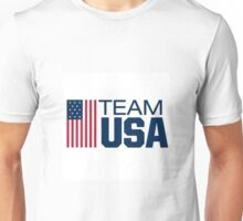 Team USA Olympics 2016 Unisex T-Shirt