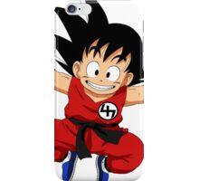 Kid Goku 47 Lifestyle iPhone Case/Skin