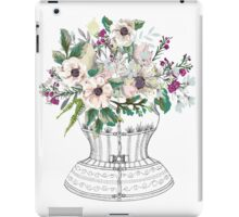 Corset and Flowers iPad Case/Skin