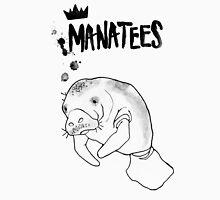 MANATEES Men's Baseball ¾ T-Shirt