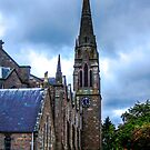 A Scotland Church by Sherri Fink