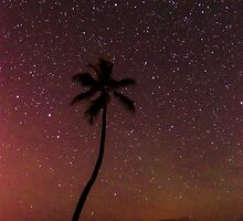 starry night at bahia honda by johnlackphoto