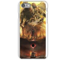 Lords of Cinder iPhone Case/Skin