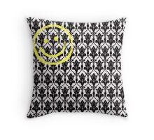 Sherlock Wallpaper Throw Pillow