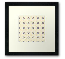 Arrows and Targets Framed Print