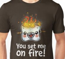 Hot Marshmallow Unisex T-Shirt