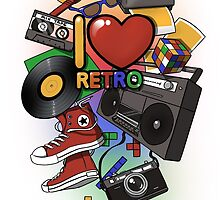 I Love Retro by elliem-