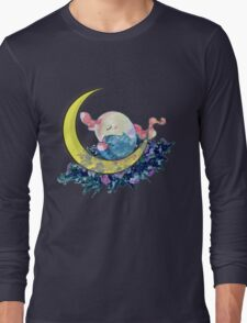 Mount Moon Long Sleeve T-Shirt