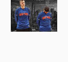 Carmelo Anthony x Kristaps Porzingis The City Unisex T-Shirt
