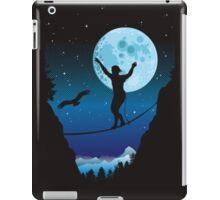 Moonlight slackline iPad Case/Skin