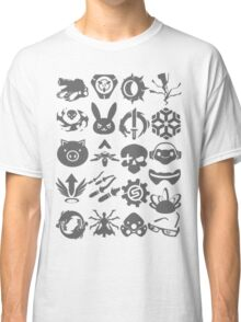 Ultimate Abilities - Gray  Classic T-Shirt