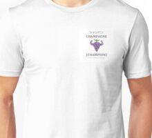 Singlish Pictorial: Champagne, Champion Unisex T-Shirt