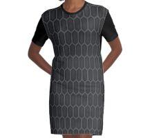 Tali - Suit Graphic T-Shirt Dress