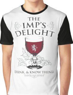 Imp's Delight - Light Graphic T-Shirt