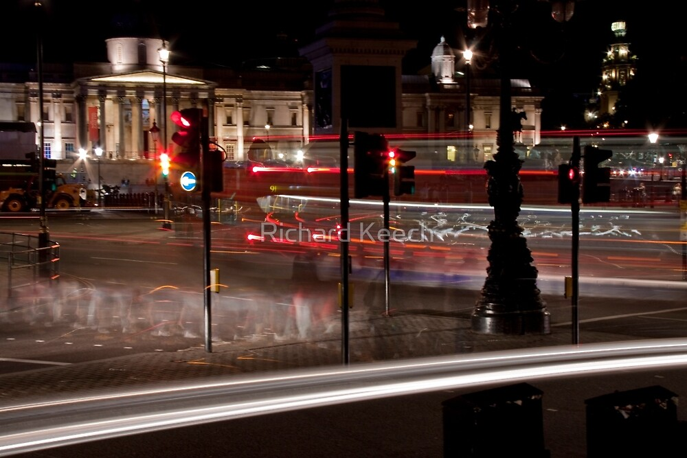 Trafalgar Square by Richard Keech
