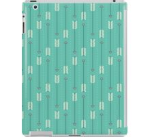 Arrows_Turquoise iPad Case/Skin