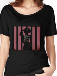 Harley Quinn Red Women's Relaxed Fit T-Shirt