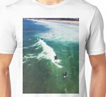 Surfing the Waves #2 Unisex T-Shirt