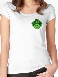 Mr. Pickles Women's Fitted Scoop T-Shirt