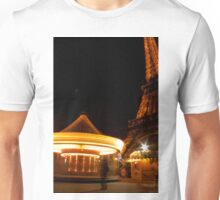'Iron Lady' and Merry-go-round T-Shirt