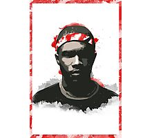 Frank Ocean No Name Photographic Print