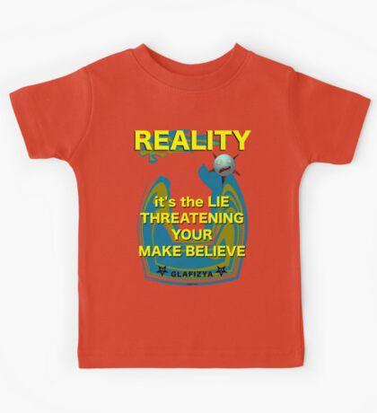 Reality Kids Tee