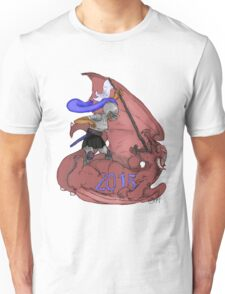 senior dragons hell yea Unisex T-Shirt