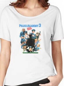 Police Academy 3 Women's Relaxed Fit T-Shirt