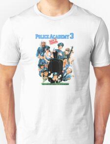 Police Academy 3 Unisex T-Shirt