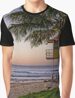 End of another day at Rainbow Bay Graphic T-Shirt