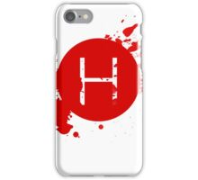 Comic Con Hall H Blood Splatter iPhone Case/Skin