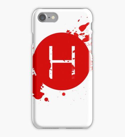 Comic Con Hall H Blood Splatter iPhone Case/Skin