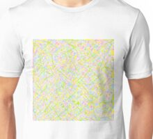 Pick Up Sticks and Patches Unisex T-Shirt