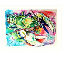 Murray Crayfish Art Print