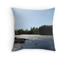 Algonquin Park, Ontario Throw Pillow