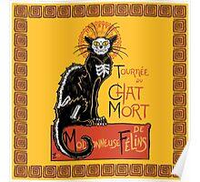 La Chat Mort Poster