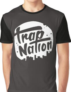 trap nation Graphic T-Shirt
