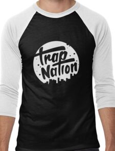 trap nation Men's Baseball ¾ T-Shirt