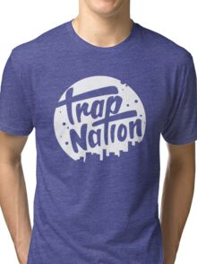 trap nation Tri-blend T-Shirt
