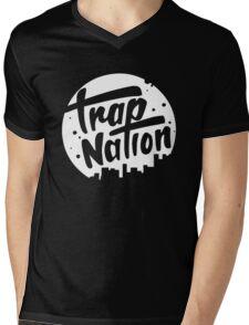 trap nation Mens V-Neck T-Shirt