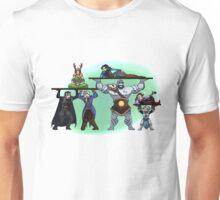 Critical Role Group Unisex T-Shirt