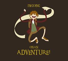 It's time for Bilbo to go ON AN ADVENTURE! Unisex T-Shirt