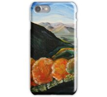 Peace River Valley iPhone Case/Skin