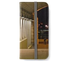 An evening at Bond University iPhone Wallet/Case/Skin